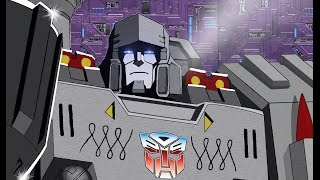 Transformers: More Than Meets The Eye - #54 & 55 Movie