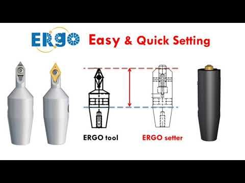 Nine9 ERgo 快速模組設計- 免用筒夾,不受筒夾夾持尺寸限制