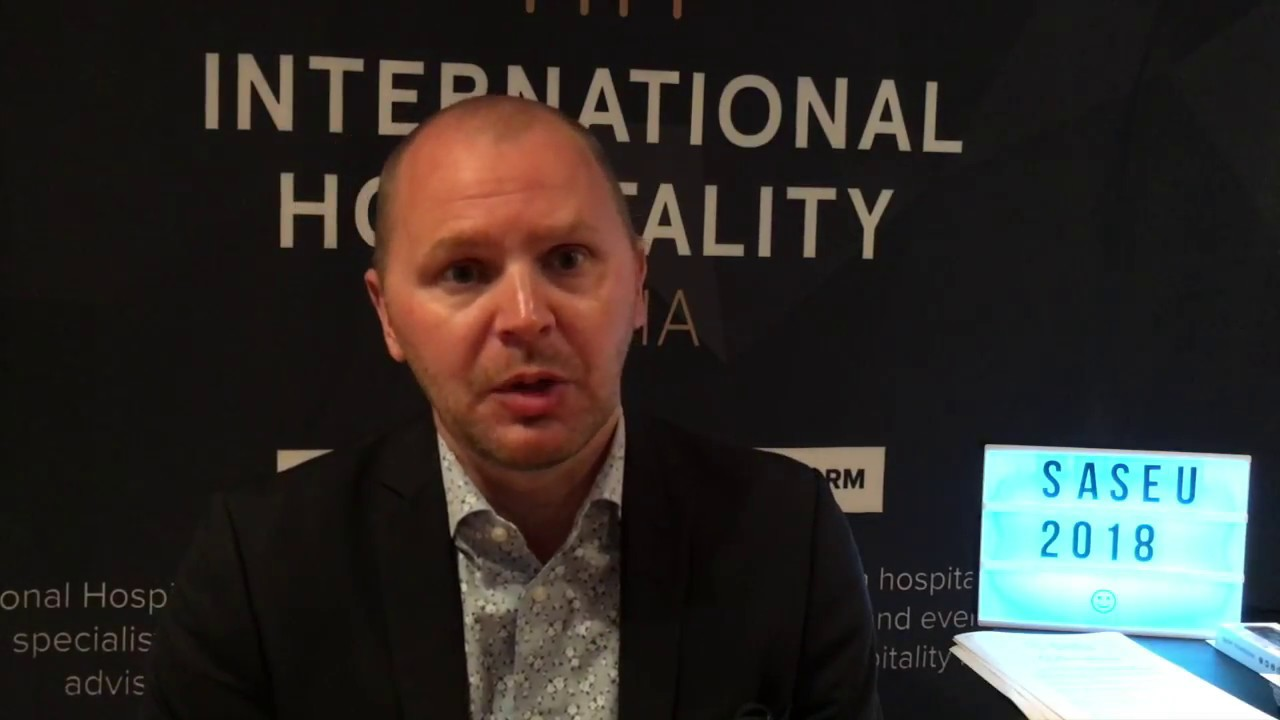 SASEU18 interviews: Ilkka Ylilauri, Forenom