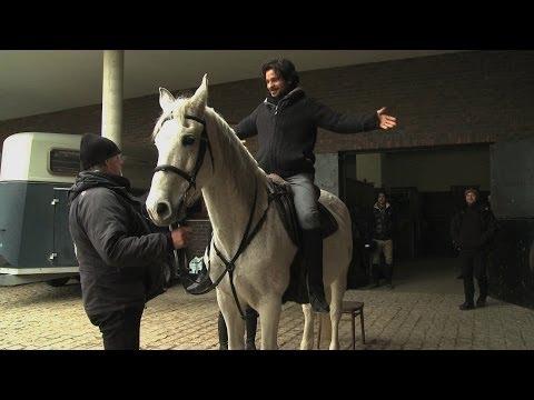 The Musketeers on horseback