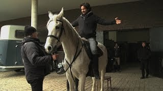 The Musketeers on horseback - The Musketeers - BBC One