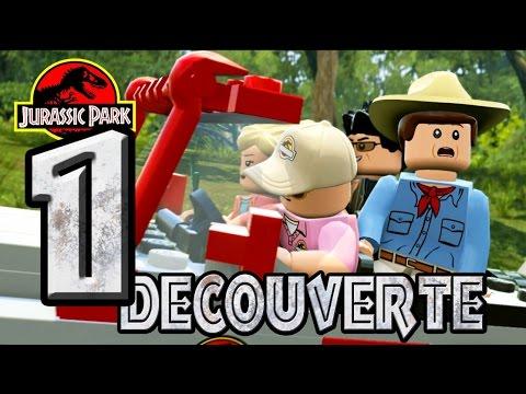 Vidéo LEGO Jeux vidéo XBOLJW : Lego Jurassic World XBOX One