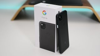 Google Pixel 4a - Unboxing, Setup and Review