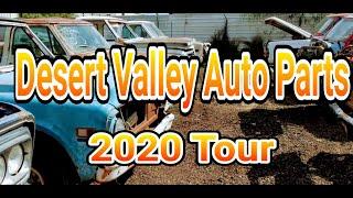 Desert Valley Auto Parts - 2020 Tour
