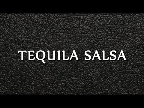 Tequila Salsa | EASY TO LEARN | HOW TO MAKE EASY RECIPES