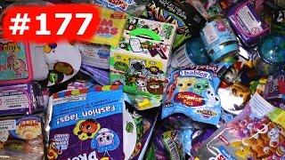 Random Blind Bag Box Episode #177 - Lego, Shopkins Fashion Spree, Ooshies, Marvel Tsum Tsum