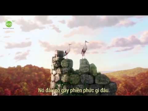 Vẹt cò phiêu lưu ký - A Stork's Journey (2017)