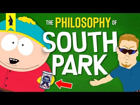 Philosophy behind South Park