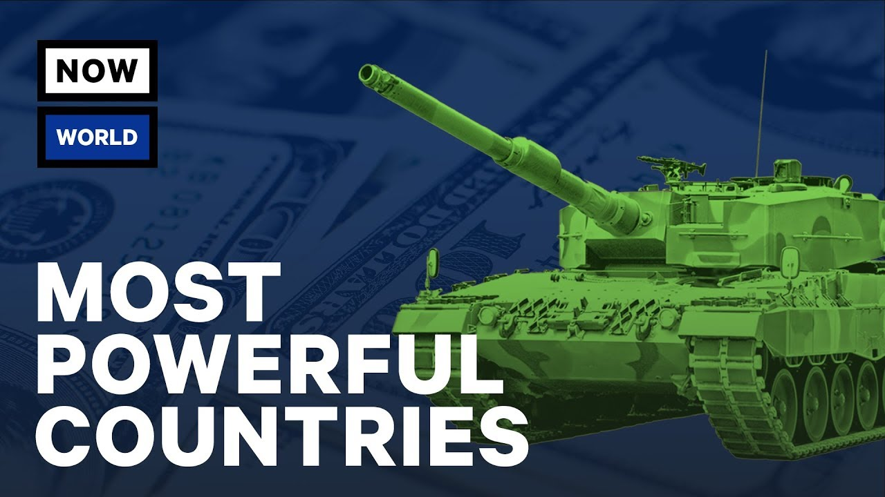 The World's Most Powerful Countries thumbnail