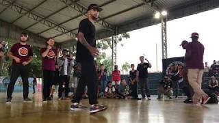 Roots Favela Crew vs Kila Crew - Semana do Hiop Hop Botucatu ( Final )