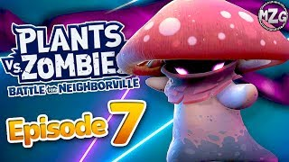Plants Vs. Zombies Battle For Neighborville Gameplay Part 7   Night Cap! Turf Takeover!
