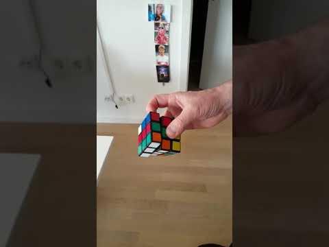 Rubics Cube Zaubertrick | Trick kostenlos schnell lernen | Zauberschule | Zauber Online Kurse