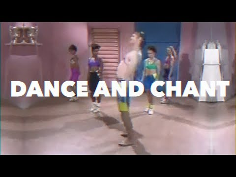 Yolanda Be Cool Dance  Chant