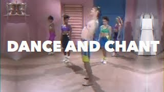 Yolanda Be Cool Dance  Chant