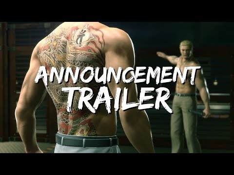 Yakuza Kiwami 2 Announcement Trailer thumbnail