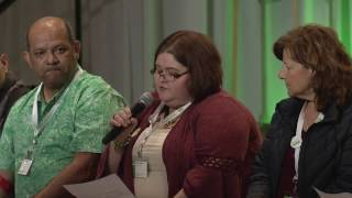 Giving Voice to the Power of Rare – 2017 NMO Patient Day