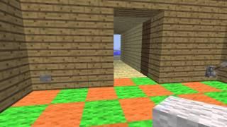 Play Day - строим механический дом в minecraft 1.5.2 (Вход)