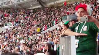 Mexico national anthem in FIFA World Cup 2018 (Himno Nacional)