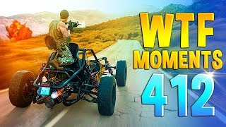 PUBG Daily Funny WTF Moments Highlights Ep 412