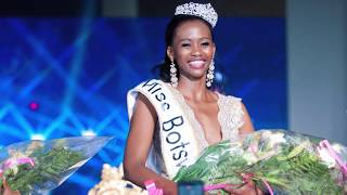 Nicole Gaelebale Miss World Botswana 2017 Introduction Video