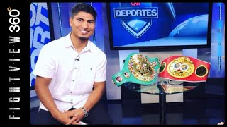 MIKEY GARCIA TO VACATE IBF TITLE SOON? 8/30 DEADLINE! SPENCE FIGHT A WIN/WIN! COMMEY EASTER 2?