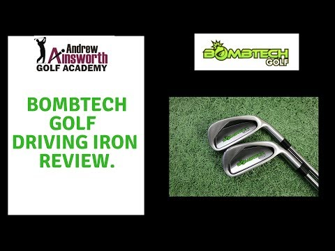 Bombtech Golf Driving Iron Review