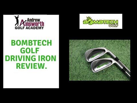 Bombtech Golf Driving Iron Review