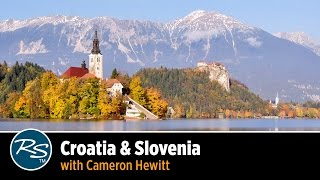 Croatia & Slovenia Travel Skills