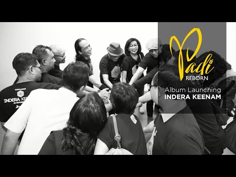 Padi Launching Album INDERA KEENAM