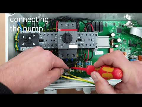Euro Auto Mix og Pump (PV+S) NS 15