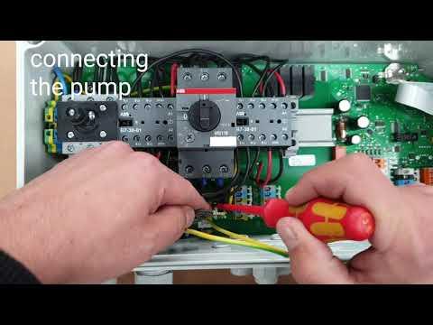 EasyClean Auto Mix og Pump (PV+S) NS 10
