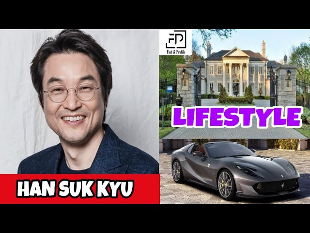 Han Seok Kyu (Dr. Romantic 2) Lifestyle, Networth, Age, Girlfriend, Income, Facts, Hobbies, & More..