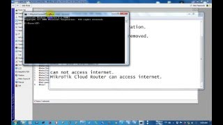 How to configure MikroTik Cloud Router Switch