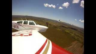 preview picture of video 'Aeroferia Paraguari  Escuadrilla Victor'