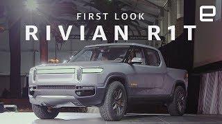 Rivian R1T First Look: Trucks go electric