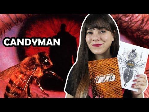 Candyman - Clive Barker [Livro x Filme]