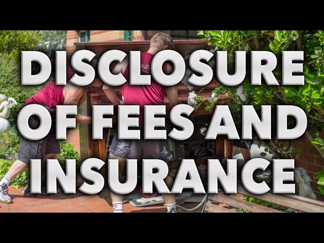 Don't get stung by fees and uninsured operators
