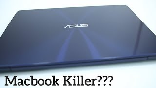 Asus Zenbook UX430 | Better Than Macbook??? | Our Review