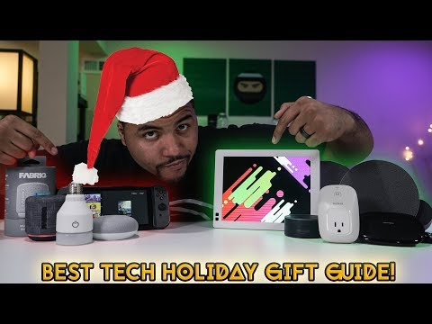 Best Holiday Tech Gifts For ANY Budget! [2017]