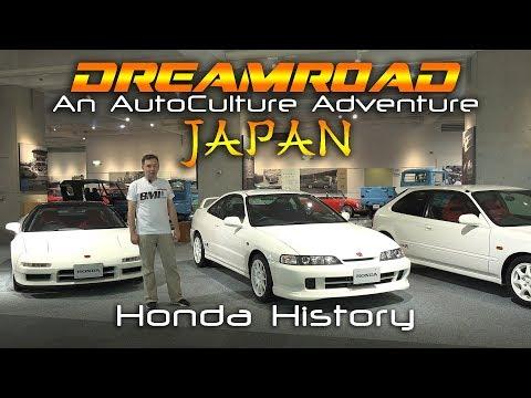 Музей Honda - Залы авто-мотоспортивной славы. Twin Ring Motegi. Dreamroad: Япония 3. [ENG CC]