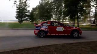 Rally Elektrenai 2018. First Day