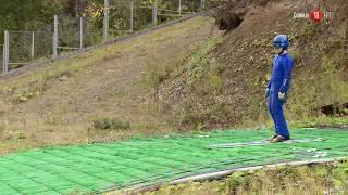 #100секунд. Летающие лыжники