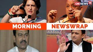 Lakhimpur Kheri News LIVE Updates   Akhilesh Yadav Joins Dharna   Priyanka Gandhi Detained