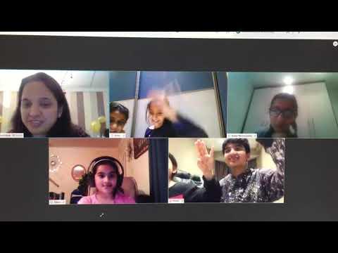 BALAGOKULAM CHELMSFORD - ONLINE HINDI LESSONS -