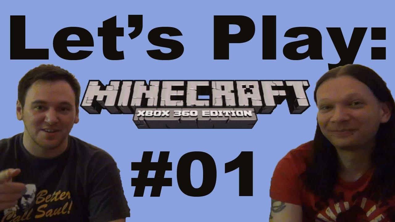 Spiele-Ma-Mo: Minecraft (Xbox 360 Edition – Part 1)