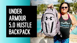 Under Armour Hustle 5 0 Backpack Review - What's In My Gym Bag