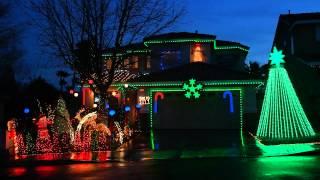 Time for Christmas [dj bobo] -  Christmas lights 2013 - Frostyritz