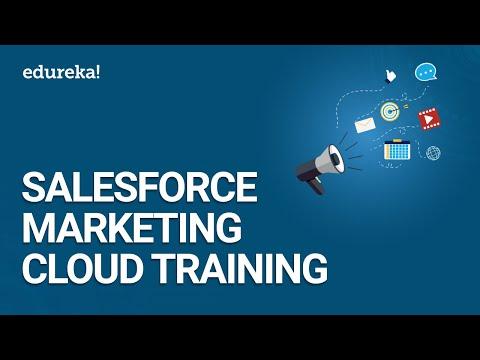 Salesforce Marketing Cloud Training | Salesforce Training For ...