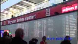 Аэропорт Вены. Как добраться из аэропорта Вены.