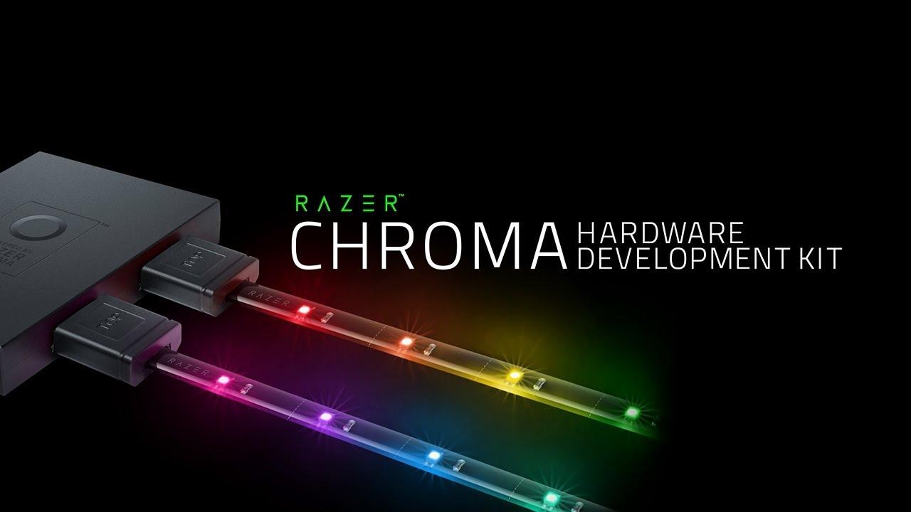 Razer's Chroma LED Kit For Your PC Looks, Um, Colourful